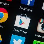 Icono de Play Store